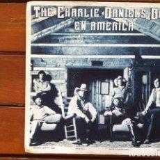 Discos de vinilo: CHARLIE DANIELS BAND - EN AMERICA . SINGLE . 1980 EPIC . Lote 36832987