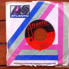Discos de vinilo: SPINNERS - YOU MADE A PROMISE TO ME / LOVE OR LEAVE . SINGLE . 1975 ATLANTIC USA . Lote 36869977