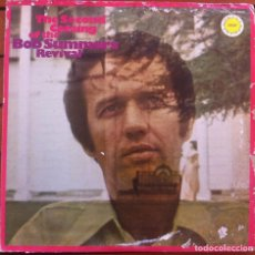 Discos de vinilo: THE SECOND COMMING OF THE BOB SUMMERS REVIVAL - LP . MGM USA .MGS 2166. Lote 39026871