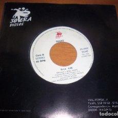 Discos de vinilo: SINGLE DE ISAIAS, ELLA. EDICION SOLERA DISCOS DE 1992. PROMO Y COMO NUEVO.. Lote 64265231
