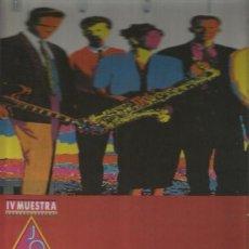 Discos de vinilo: AIRE/ NINETY NINE / HUTU Y LOS OVAMBOS LP SELLO CANOA AÑO 1990 EDITADO EN ESPAÑA . Lote 64295287