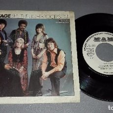 Discos de vinilo: 1018- HERITAGE-SEE THE LIGHT - DISC VIN 7-PORTADA VG / DISCO VG +. Lote 64301527