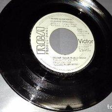 Vinyl records - 1018- CLAUDIO BAGLIONI SABATO POMERIGGIO PROMOCIONAL - DISC VIN 7-PORTADA ---- / DISCO VG + - 64301799