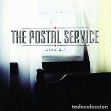 Discos de vinilo: LP POSTAL SERVICE GIVE UP VINILO + MP3 DOWNLOAD. Lote 213312710