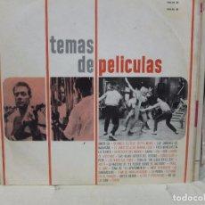 Discos de vinilo: TEMAS DE PELICULAS-LP. Lote 64318431
