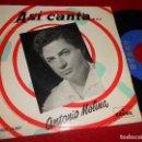 Discos de vinilo: ANTONIO MOLINA SOY MINERO/YO QUIERO VIVIR CONTIGO/COCINERO/EN EL FONDO DE LA MINA EP ODEON 16.057. Lote 64338311