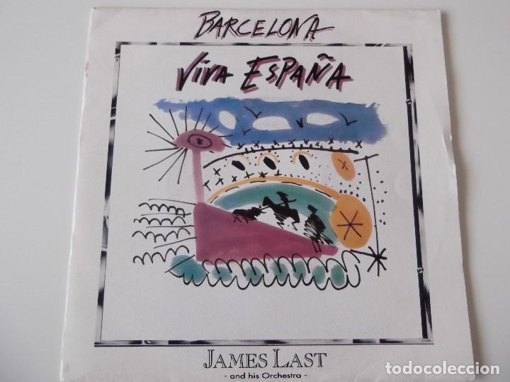JAMES LAST - BARCELONA (Música - Discos - Singles Vinilo - Orquestas)