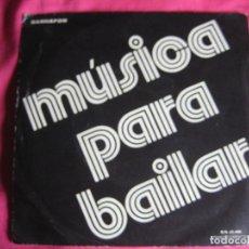 Discos de vinilo: MUSICA PARA BAILAR EP BARNAFON 1976 SUZY'S ROCK/ HAWAY CITY/ THIS WAY/ TO SHAKE JAZZ LATIN FUNK . Lote 64377087