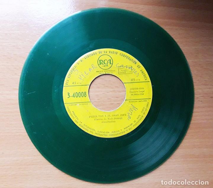 PETER PAN Y EL GRAN JEFE (Música - Discos - Singles Vinilo - Otros estilos)