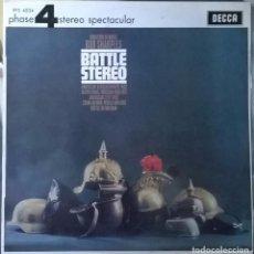 Disques de vinyle: BOB SHARPLES, BATALLAS EN ESTEREO, PFS 4034. Lote 64407091