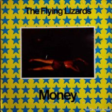 Discos de vinilo: THE FLYING LIZARDS.MONEY / SUMMERTIME BLUES. MAXI-SINGLE USA.. Lote 64408607