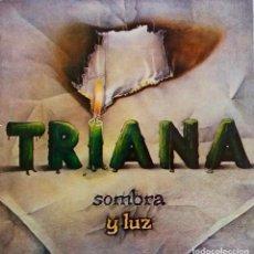 Discos de vinilo: TRIANA. SOMBRA Y LUZ. EDICIÓN MOVIEPLAY. LP PORTADA ABIERTA. Lote 64409775
