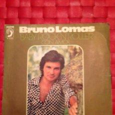 Discos de vinilo: SINGLE BRUNO LOMAS, AÑO 1974. Lote 64412193