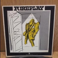 Discos de vinilo: FOREPLAY. SAMPLER-LP / A&M RECORDS / PROMOTION COPY. DIFÍCIL. / MBC. ***/***. Lote 64450379