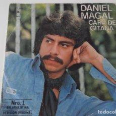 Discos de vinilo: DANIEL MAGAL - CARA DE GITANA. Lote 64459111