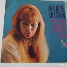 Discos de vinilo: JACKIE DE SHANNON - PON UN POCO DE AMOR EN TU CORAZÓN. Lote 64460175