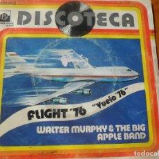 WALTER MURPHY & THE BIG APPLE BAND - FLIGHT '76 PARTE 1 & 2 - 1977