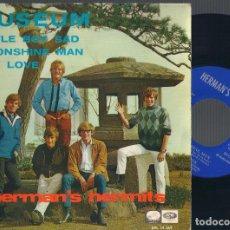 Discos de vinilo: HERMAN'S HERMITS - MUSEUM + 3 - EP 1967 LA VOZ DE SU AMO/EMI EPL 14.369 ED. ESPAÑOLA. Lote 64475791