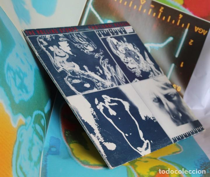 Discos de vinilo: VINILO LP: THE ROLLING STONES -Emotional Rescue- Emi-Odeon 1980 - Foto 2 - 64524759