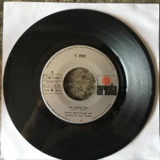 Discos de vinilo: T. REX - 20TH CENTURY BOY / FREE ANGEL . SINGLE . 1973 ARIOLA . Lote 64539671