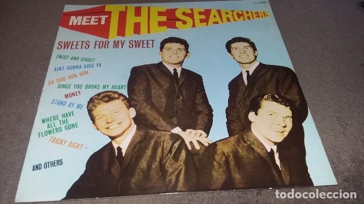 THE SEARCHERS - MEET THE SEARCHERS - LP (Música - Discos - LP Vinilo - Pop - Rock Internacional de los 50 y 60)