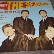 Discos de vinilo: THE SEARCHERS - MEET THE SEARCHERS - LP. Lote 190402437