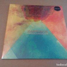 Discos de vinilo: ZABRISKIE - TRIPOLARIDADES (LP + CD ED. LIMITADA LV 009) POP-ROCK PSICO LEÓN. Lote 64544411