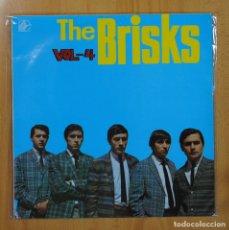 Discos de vinilo: THE BRISKS - VOL 4 - LP. Lote 64581963