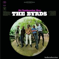 Discos de vinilo: THE BYRDS MR TAMBOURINE MAN VINILO 180 G . Lote 64582935