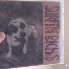 Discos de vinilo: SURFIN BICHOS, SOLO POR TI .SINGLE VINILO. Lote 64587307