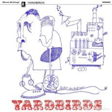 Discos de vinilo: LP YARDBIRDS ROGER THE ENGINEER VINILO 180 G MONO . Lote 64587751