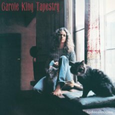 Discos de vinilo: LP CAROLE KING TAPESTRY VINILO 180 G . Lote 64606203