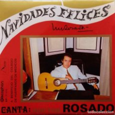 Discos de vinilo: DOCTOR ROSADO. CANTA NAVIDADES FELICES. EP. Lote 64606479