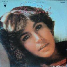 Discos de vinilo: HELEN REDDY - MUSIC, MUSIC - EDICIÓN DE 1976 DE ESPAÑA. Lote 64618487