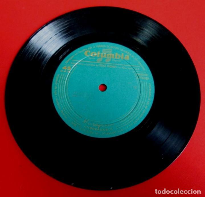 Discos de vinilo: ETHEL SMITH - Allá en el rancho grande - Columbia 1956 Buen estado el de la foto - Foto 3 - 64625803