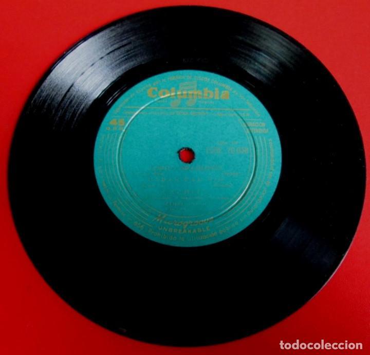 Discos de vinilo: ETHEL SMITH - Allá en el rancho grande - Columbia 1956 Buen estado el de la foto - Foto 4 - 64625803