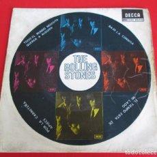 Discos de vinilo: THE ROLLING STONES - TODO EL MUNDO NECESITA QUERER A ALGUIEN DECCA EL DE LAS FOTOS. Lote 64626323