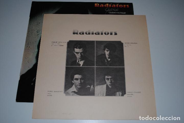 Discos de vinilo: radiators..ghostown.ciudad fantasma.(chiswick 1979).spain. - Foto 3 - 64633867