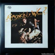 Discos de vinilo: RAMONCÍN Y WC - EMI ODEÓN REEDICIÓN 1983. LP VINILO ( PUNK ROCK ESPAÑOL). Lote 64645171