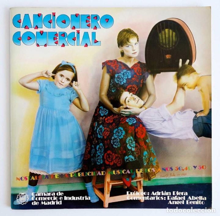 Discos de vinilo: LIBRO CANCIONERO COMERCIAL - Nostalgia de la Publicidad Musical de los años 30, 40 y 50 - Foto 3 - 78605709