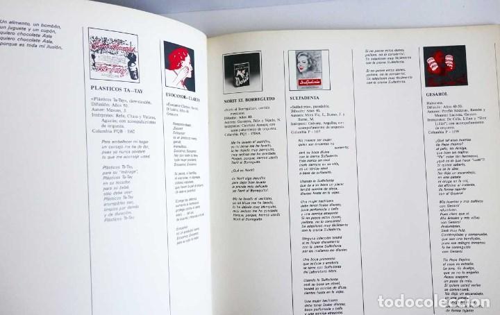 Discos de vinilo: LIBRO CANCIONERO COMERCIAL - Nostalgia de la Publicidad Musical de los años 30, 40 y 50 - Foto 5 - 78605709