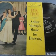 Discos de vinilo: ARTHUR MURRAYS FOX TROT. Lote 64683071
