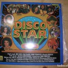 Discos de vinilo: 1 LP DISCO STAR VERSIONES ORIGINALES ANUNCIADO POR LA T.V. Lote 64716219