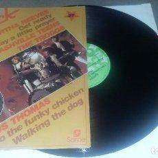 Discos de vinilo: GRANDES ESTRELLAS DEL ROCK 27(VINILO+FASCICULO) - MARTHA REEVES. Lote 64717515