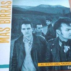 Discos de vinilo: MAS BIRRAS AL ESTE DEL MONCAYO CONTIENE ENCARTE LP. Lote 64773615