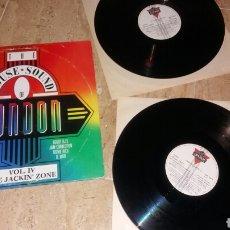 Discos de vinilo: THE HOUSE SOUND OF LONDON VOL 4