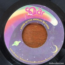 Discos de vinilo: SHALAMAR - FULL OF FIRE . SINGLE . 1980 USA . Lote 64819343
