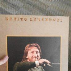 Discos de vinilo: LP BENITO LERTXUNDI. MAULEKO BIDEAN. Lote 64822263