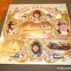 Discos de vinilo: JOHN HARTFORD --- GUM TREE CANOE // COMO NUEVO. Lote 64864727