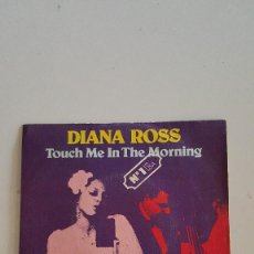 Discos de vinilo: DIANA ROSS ‎– TOUCH ME IN THE MORNING / I WON'T LAST A DAY WITHOUT YOU. Lote 64871163